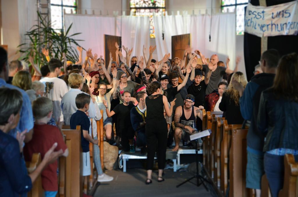 Evangelische Jugend Öschelbronn Jugendchor Chor Musical