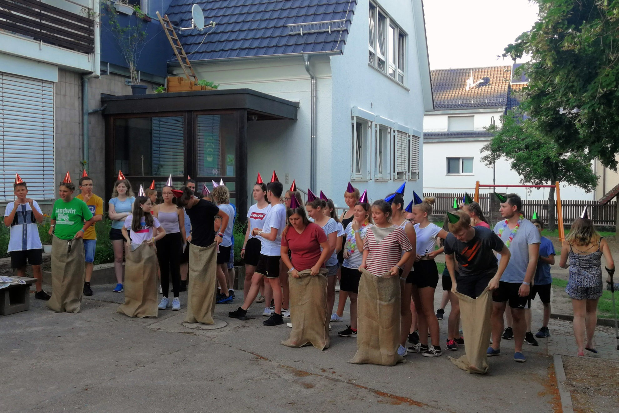 Evangelische Jugend Öschelbronn Kirche Pforzheim Jugendarbeit Kindergeburtstag